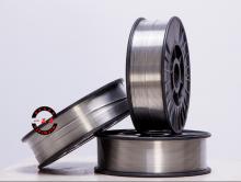Coated aluminum wire